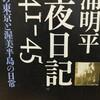 『杉浦明平暗夜日記』で森谷均の昭森社が悪口を言われていた