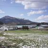 蒜山三座の見える風景