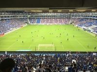Takes on F.C.Tokyo.