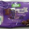 西友で買える『ASDA』のチョコレートが本当にお勧めなんだけど、販売終了の危機かもしれないので今のうちにぜひ。