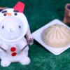 【牛すき焼きまん】ローソン 11月26日(火)新発売、コンビニ中華まん食べてみた!【感想】