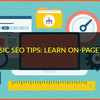 10 Basic SEO tips: Learn On-Page SEO