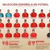 スペイン代表 来週のユーロ2020予選のメンバーを発表