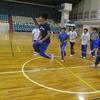 合同体育祭の練習