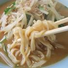 特産品「里芋」を練りこんだ「さといも麺」、新潟県五泉市の「日の出食堂」