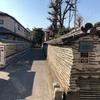 【谷根千の風景No.4】観音寺の築地塀