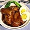 今夜もお家で台湾屋台気分♬ 骨付きバラ肉で排骨飯!