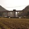 三江線 天空の駅 宇都井駅(四輪)