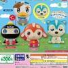 【ガチャ】「カプキャラ ガラピコぷ~3」が2021年2月 第2週に発売予定(カプセル状態のムームーかわいすぎやろ)