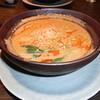 ロプノール : 土鍋入り担々麺