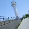 六渡寺灯台~雨晴海岸