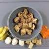 お野菜からの離乳食  [165日目  大麦パンケーキ]