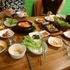 タイ・バンコクへ行く(2日目) 韓国料理店へ行く!