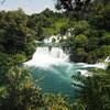 クロアチア縦断旅行記 #8 - クルカ国立公園 湖で泳ぐこともできます♬