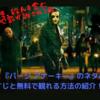 【映画】『パージ アナーキー』のネタバレなしのあらすじと無料で観れる方法!