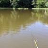 両ペレのパワー系浅ダナ両ダンゴ!(2021富沢の池18)横では兄弟で魚釣り勝負です!