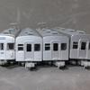 鉄道コレクション 営団3000系 日比谷線Nゲージ化完了