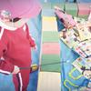 11月3日は息子の幼稚園でバザーがありました
