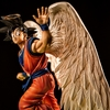 ドラゴンボールガレージキット(孫悟空+界王様)Flying Studio