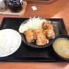 グルメ 〜からやま 新橋店(新橋駅)〜