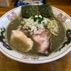 『麺屋 謝(いやび)』② 「濃厚煮干そば(マニア向け)」+「和え玉」! 青森県藤崎町