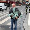 【青い鷲】ノートルダム寺院の風見鶏、無事だった 「奇跡だ」フランスで話題【青銅の風見鶏】