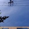 作曲工房 朝の天気 2018-08-18(土)晴れ