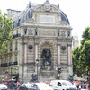 パリの教会 St Michel, St. Julien le Pauvre,Square René-Viviani