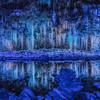 【写真】 埼玉県 奥秩父の三十槌の氷柱を訪れてみましたがめちゃくちゃ綺麗でした。