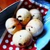 自家製りんご酵母【ストレート法】でチョコチップパンを焼きました。そして今日の持ち株。