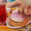 ミスタードーナッツのブリオッシュトースト【こどもとランチ!】