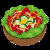 【ダイエット】食べるものを置き換えるだけで、あなたも痩せやすい体に!先にサラダを食べて十六穀米を食べる。