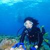 ♪才女と慶良間体験ダイビング&シュノーケリング♪〜沖縄体験ダイビング〜