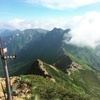 八ヶ岳/赤岳・横岳・硫黄岳縦走(2017.7.18-19) 八ヶ岳の主峰に登るも、どちらかというと横岳ルートの方が緊張