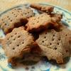 二つの食感が楽しめたザクザク&しっとりの黄な粉クッキー