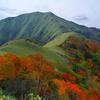 四国の山は秋の行楽シーズン真っ最中