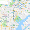 Googleマップ、開くとそこはどこですか