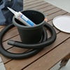 バッフル式サイクロン集塵機2