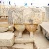 マルタ南部のバス観光~タルシーン神殿~