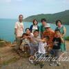 家族旅行でハッピーしまかぜオリジナル島内観光☆