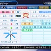 パワプロ2018 藤川球児 2008年 パワナンバー