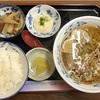 キクヤ食堂のキクヤラーメン定食