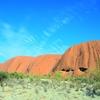 オーストラリア ハード1週間女子旅行5日目~エアーズロック→シドニー①~「ウルルサンライズ・登山&ふもとめぐりツアー」