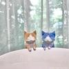 """折り紙ネコチャン総合優勝!満田茂さんの「にゃんこ」/""""Cat"""" designed by Shigeru Mitsuda"""