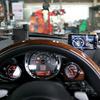 コムテック800V+バックカメラ@R56COOPER-S