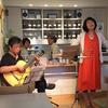 きっとまた逢いましょう♪笹子さんとのデュオライブに来てくれたみなさんへ。