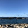 オアフ島のパワースポット。ポッカリと大きな穴の開いた島、ライエ・ポイント