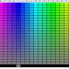 VBA クラスモジュールを使って色見本(カラーパレット)を作る