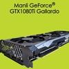 ビデオカード争奪戦を制して「Manli GeForce GTX1080Ti」を発注しました