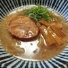 京都中華そば ますたに 背脂鶏ガラ醤油